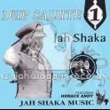 Jah Shaka Music-CD-Dub Salute 1 / Jah Shaka