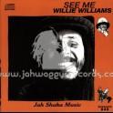 Jah Shaka Music-CD-See Me / Willie Williams