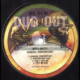 BLACK VICTORY-GENERAL PENETENIARY-NITTY GRITTY,LP
