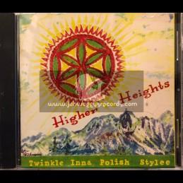 Twinkle Music-CD-Higher Heights / Twinkle Inna Polish Stylee