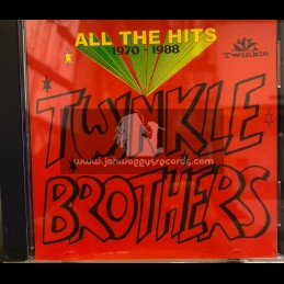 Twinkle Music-CD-All The Hits 1970 - 1988 / Twinkle Brothers