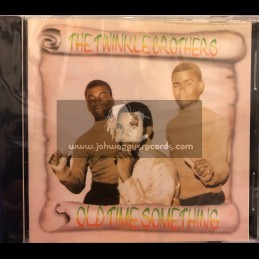 Twinkle Music-CD- Old Time Something / The Twinkle Brothers