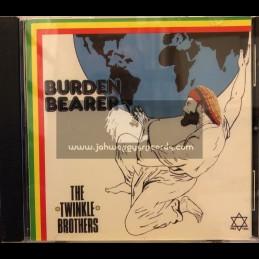 Twinkle Music-CD-Burden Bearer / The Twinkle Brothers