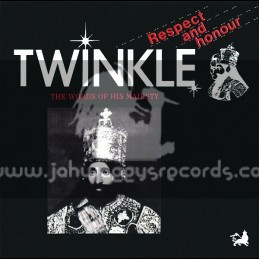 Twinkle Music-CD-Respect And Honour (The Words Of His Majesty) / The Twinkle Brothers