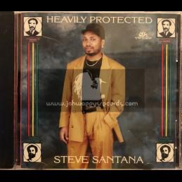 Twinkle Music-CD-Heavily Protected / Steve Santana