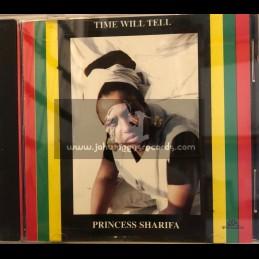 Twinkle Music-CD-Time Will Tell / Princess Sharifa