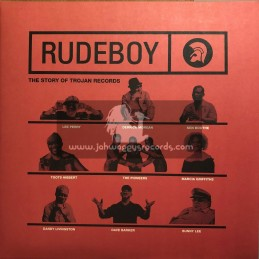 Trojan Records-Double-Lp-Rudeboy-The Story Of Trojan Records