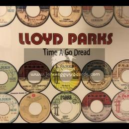 Pressure Sounds-CD-Time A Go Dread / Lloyd Parks 