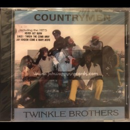 Twinkle Music-CD-Countrymen / Twinkle Brothers