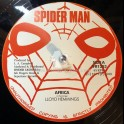"SpiderMan-Jah Fingers-12""-Africa / Lloyd Hemmings"