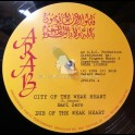 "Arab-Jah Fingers-12""-City Of The Weakheart / Earl Zero + Please Officer / Earl Zero"