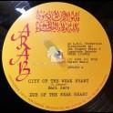 """Arab-Jah Fingers-12""""-City Of The Weakheart / Earl Zero + Please Officer / Earl Zero"""