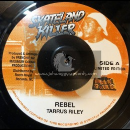 "Skateland Killer-Maximum Sound-7""-Rebel / Tarrus Riley"