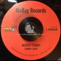 "MoBay Records-7""-Murder Commit / Conroy Smith"