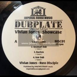 Imperial House-Lp-Current Affairs / Vivian Jones Meets Russ D Showcase
