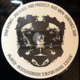 "Justice Rivah Muzik-12""-Jah Guide And Protect / Iyah Ranks + Upfull / Fitta Warri"