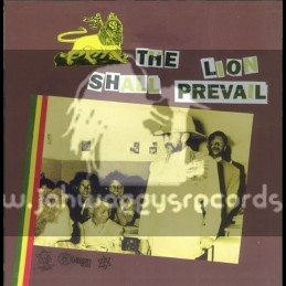 """KIBISH TRIBE RECORDS-10""""-SUFFERATION/MIGHTY HOWARD+LION ROAR/BOB BEEBASS(THE LION SHALL PREVAIL)"""