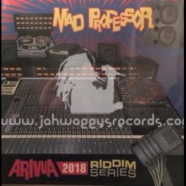 Ariwa-LP-Ariwa 2018 Riddim Series / Mad Professor - Jah