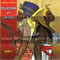 Ariwa-LP-Queens Of Reggae Part 1 / Various Artist