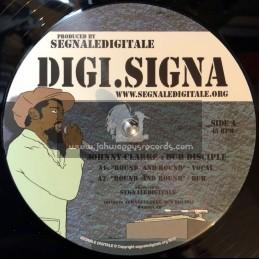 "Digi.Signa-12""-Round And Round / Dub Disciple & Johnny Clarke + Beatifull Day / Action Fire & Dub Disciple"