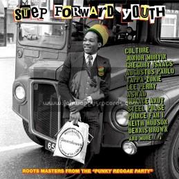 Greensleeves Records-Lp-Step Forward Youth / Various