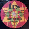 "TRS Records-12""-Middle East / Israel Vibration + Greedy Dog / Israel Vibration"