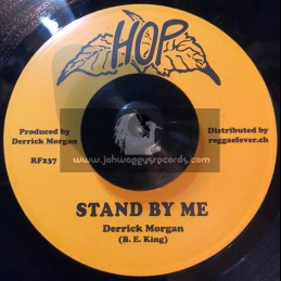 "Hop-7""-Stand By Me / Derrick Morgan + Don't Play That Song / Derrick Morgan"