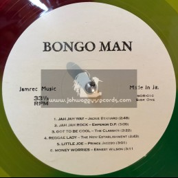 Studio One-Double-Lp-Natural High / The Bongo Man Collection - Various Artist