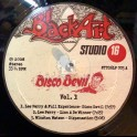 Black Art-Studio 16-Lp-Lee Scratch' Perry ‎– Disco Devil Volume 1 / 5 Classic Discomixes From The Black Ark Studio 1977-9