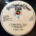 Word Sound & Power-12-Time Will Tell / Colour Red + Love Jah Dub / Tribulation All Stars