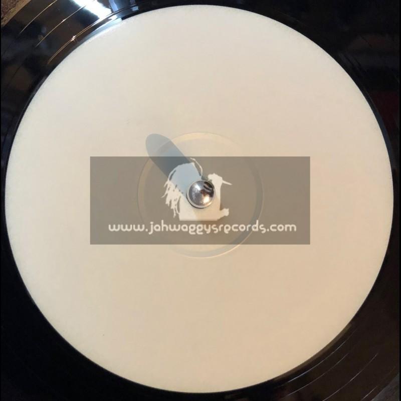 "White Label-Ranking Joe Records-12""-Bubbling Fountain / Dennis Brown"