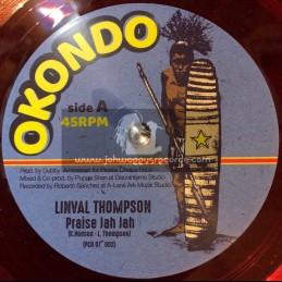 "Okondo-7""-Praise Jah / Linval Thompson"