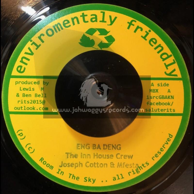 "Enviromentaly Friendly-7""-Eng Ba Deng / The Inn Crew - Joseph Cotton & Mfesta"