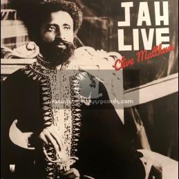A Lone Productions-CD-Jah Live / Clive Matthews