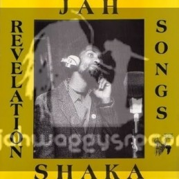 JAH SHAKA MUSIC-LP-REVELATION SONGS / JAH SHAKA