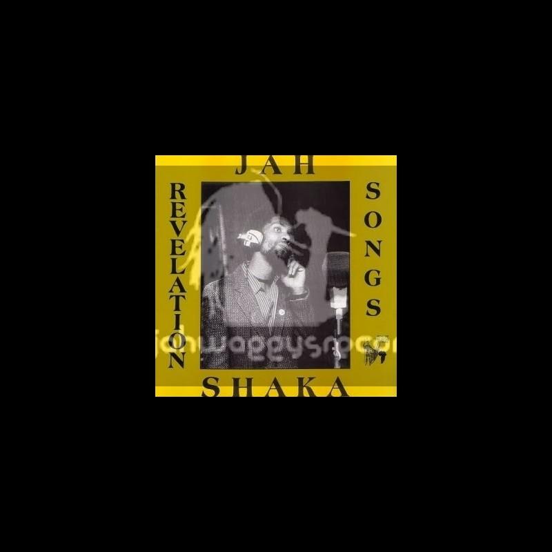 JAH SHAKA MUSIC-LP-REVELATION SONGS / JAH SHAKA