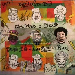 """Muzumba-7""""-Estudando O Dub / Tomze & Lee Scrarch Perry"""