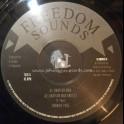 """Freedom Sounds-12""""-Babylon Man / Frankie Paul"""