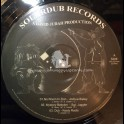"Solardub Records-12""-No Room In Zion / Joshua Bailey + Love Thing / Martin Melody"