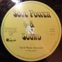 "Honin Sounds-12""-Yard Music / Soul Power & Sound + Trample Romans / Soul Power & Sound"