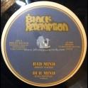 """BLACK REDEMPTION-10""""-BAD MIND / JOHNNY CLARKE + MIND IN BONDAGE / COLOGNE"""