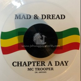 """Mad & Dread-7""""-Chapter A Day / MC Trooper"""