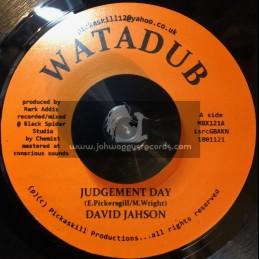 "Watadub-7""-Judgement Day / David Jahson"