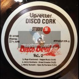Black Art-Studio 16-Lp-Lee Scratch' Perry – Disco Devil Volume 2 - 6 More Disco-Mixes From 1977-8