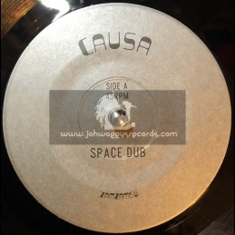 "ZamZam-7""-Space Dub / Causa + Concrete Dub / Causa"