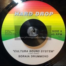 "Hard Drop-7""-Cultura Sound System / Soraias Drummond"