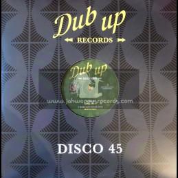 "Dub Up Records-12""-Alas / Lyrical Benjie + Hard Times / YT - Harder Dub / Unlisted Fanatic"