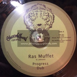 "Shere Khan Records-12""-Progress / Ras Muffet + Anubis / King Pharaoh"