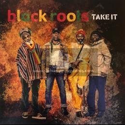 Nubian Records-Lp-Take It / Black Roots