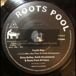 "Roots Pool-7""-Youthman / Elroy Bailey , Keith Drummond & Roots Pool All Stars"